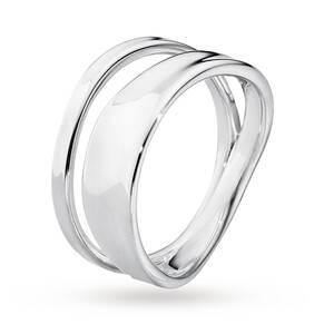 Georg Jensen Vivianna Marcia Silver Ring
