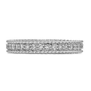 Roberto Coin Symphony 18ct White Gold 0.43ct Ring