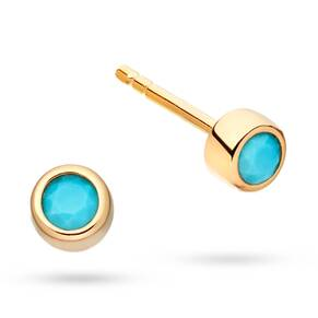 Astley Clarke Turquoise Stilla Stud Earrings