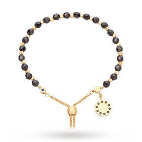 Astley Clarke Black Onyx Super Kula Bracelet