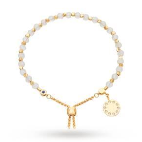 Astley Clarke Rainbow Moonstone Super Kula Bracelet