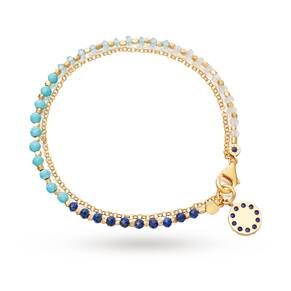 Astley Clarke Ocean Degrade Biography Bracelet