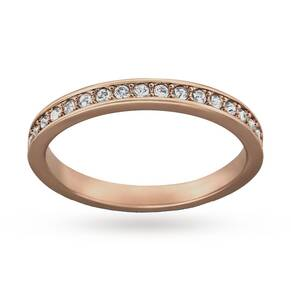 SWAROVSKI Rare Rose Gold Ring