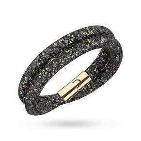 SWAROVSKI Stardust Black Bracelet