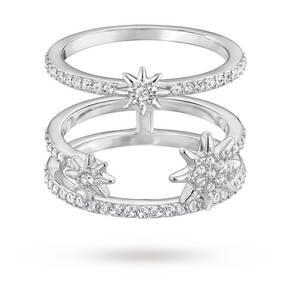 SWAROVSKI Fizzy Ring Set