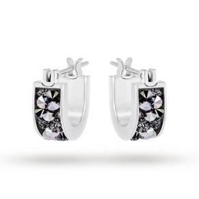 SWAROVSKI Stainless Steel Crystaldust Earrings