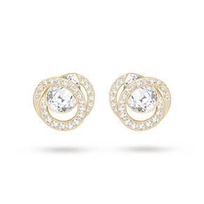 SWAROVSKI Jewellery Ladies' Gold Plated Earrings