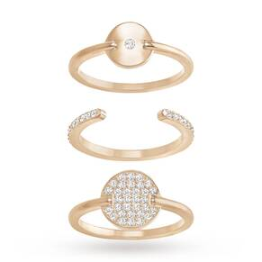 SWAROVSKI Ginger Ring Set