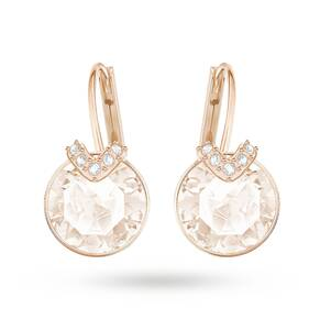 SWAROVSKI Bella V Rose Gold Plated Earrings