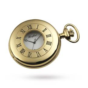 Woodford Half Hunter Pocket Watch