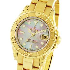 Pre-Owned Rolex Yacth-Master Ladies Watch