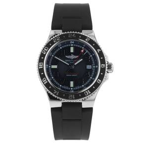 Pre-Owned Breitling Superocean GMT