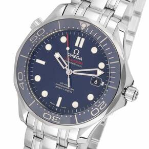 Pre-Owned Omega Seamaster Mens Watch