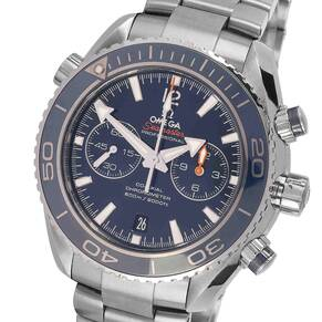 Pre-Owned Omega Planet Ocean Mens Watch