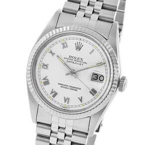 Pre-Owned Rolex Datejust, Circa 1986