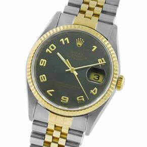 Pre-Owned Rolex Datejust Mens Watch, Circa 1994