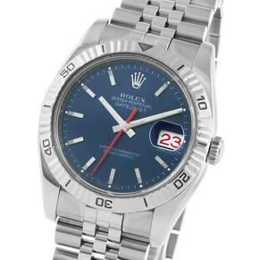 Pre-Owned Rolex Turn-O-Graph Mens Watch, Circa 2005
