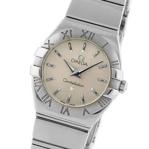 Pre-Owned Omega Constellation, Circa 2010