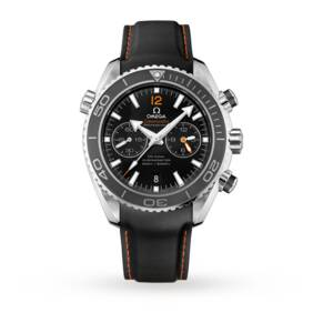 Omega Seamaster Planet Ocean Chronograph Gents Watch