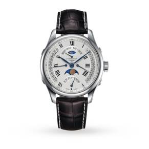 Longines Master Collection Retrograde Moonphase Gents Watch