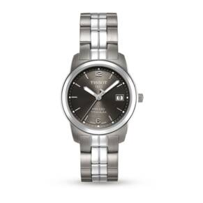 Tissot PR100 Titanium Ladies Watch