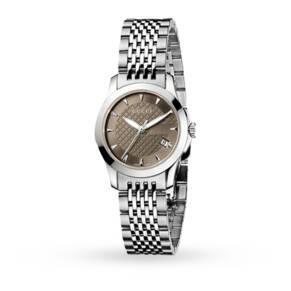 Gucci YA126503 G Timeless Ladies Watch