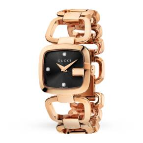 Gucci YA125512 G-Gucci Small Ladies Watch