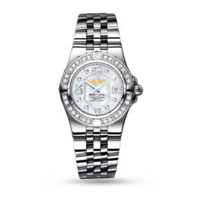 Pre-Owned Breitling Galactic 30