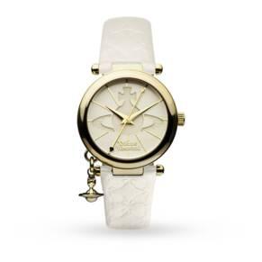 Vivienne Westwood Orb 2 White Ladies Watch