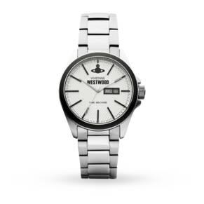 Vivienne Westwood Camden Lock Stainless Steel Watch
