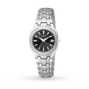 Citizen Exclusive Eco-Drive Ladies Titanium Watch