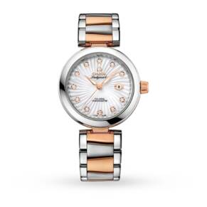 Omega De Ville Ladymatic Ladies Watch