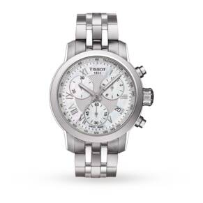 Tissot PRC200 Chronograph Ladies Watch