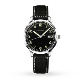 Longines Heritage Military Mens Watch