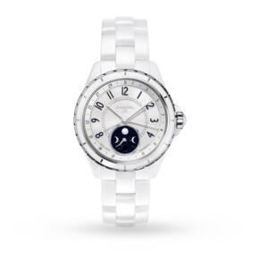 Chanel J12 Moonphase Ladies Watch