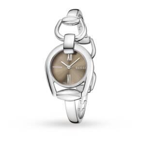 Gucci YA139501 Horsebit Ladies Watch