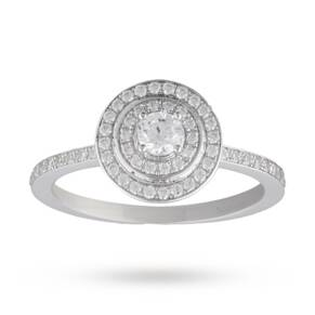 Canadian Diamond Brilliant Cut 0.50 Total Carat Weight Di ...
