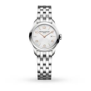 Baume & Mercier Clifton Ladies Watch
