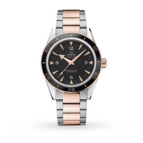 Omega Seamaster 300 Co-Axial Watch