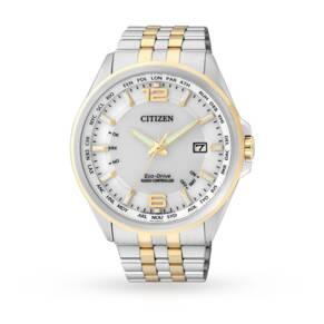 Citizen Eco Drive CB0016-57A Mens Watch
