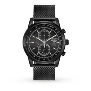 Citizen Mesh Chronograph Mens Watch