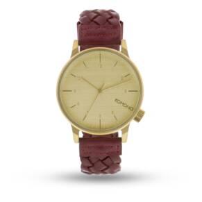 Komono Winston Woven Unisex Watch