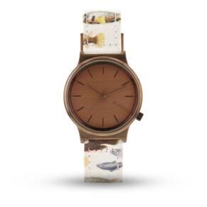 Komono Wizard Print Watch